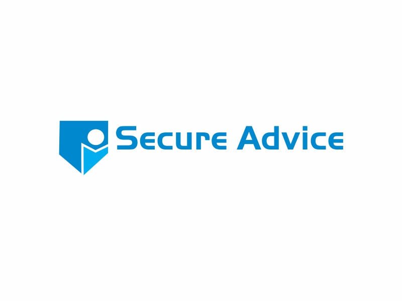 Secure Advice logo design by Greenlight