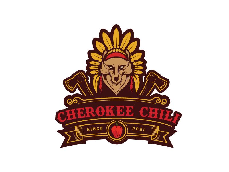 Cherokee Chili logo design by emberdezign