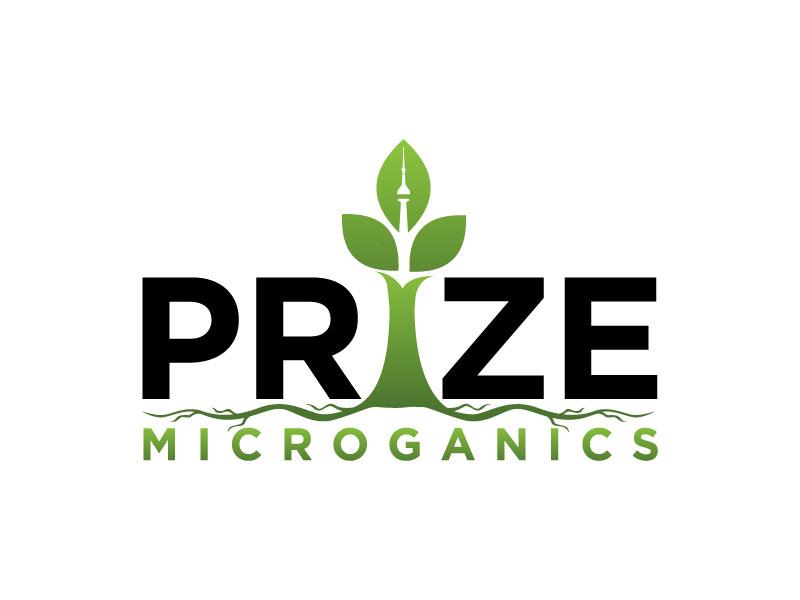 Prize Microganics Logo Design