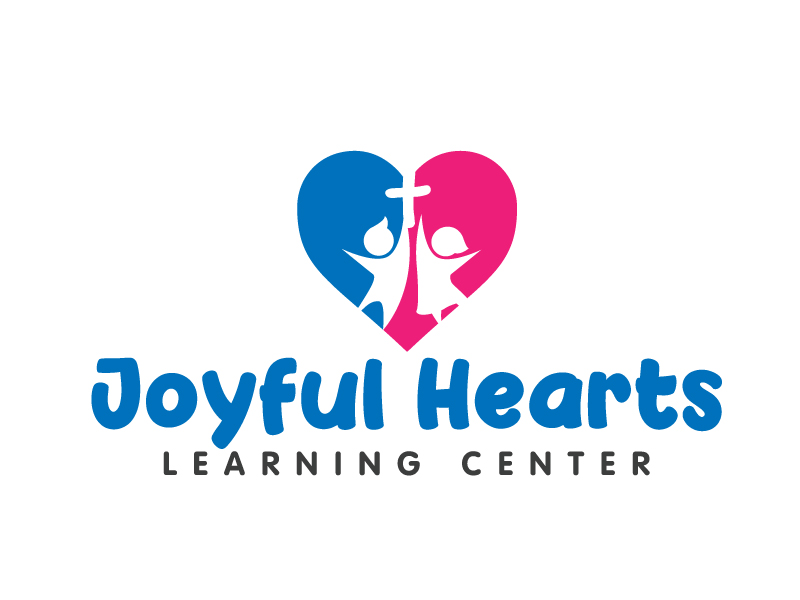 Joyful Hearts Learning Center logo design by jaize