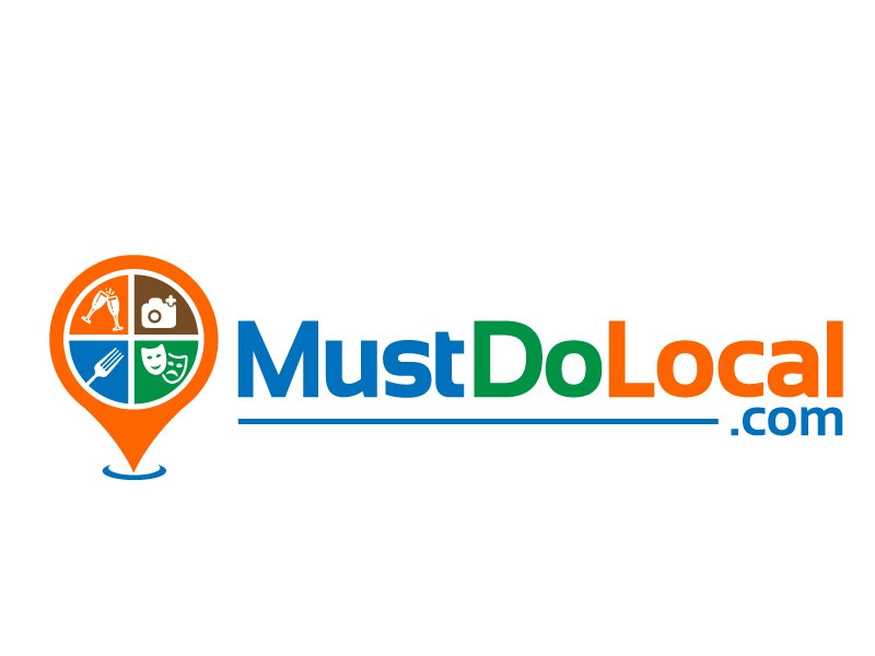 Mustdolocal.com Logo Design