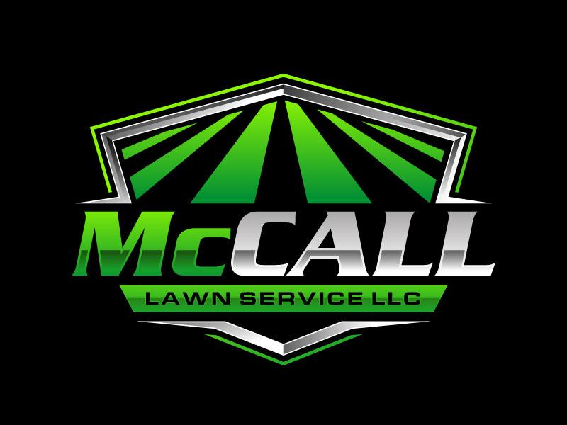 McCall Lawn Service LLC logo design by nard_07