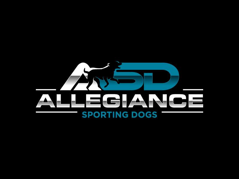 Allegiance Sporting Dogs logo design by torresace