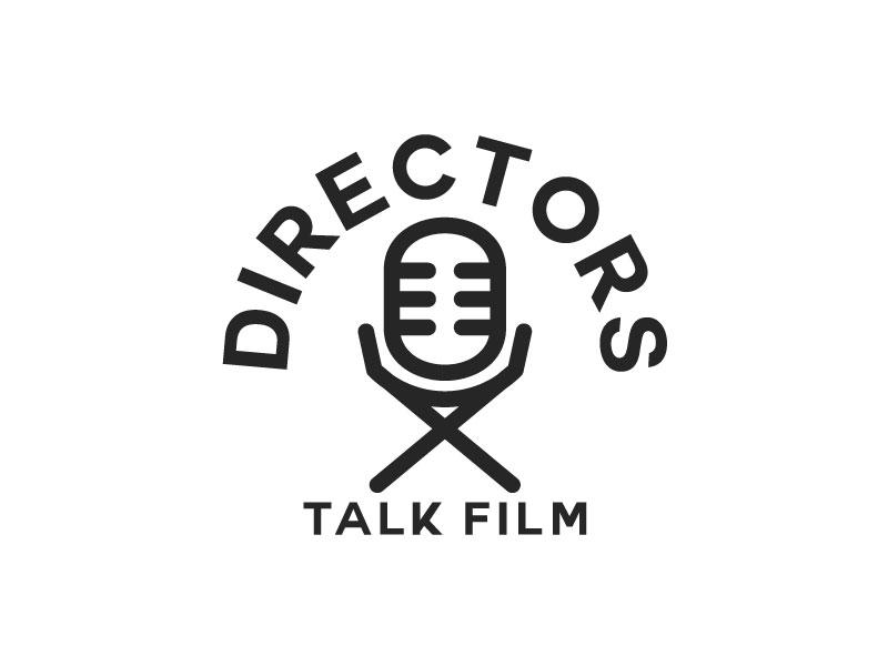 Directors Talk Film logo design by betapramudya