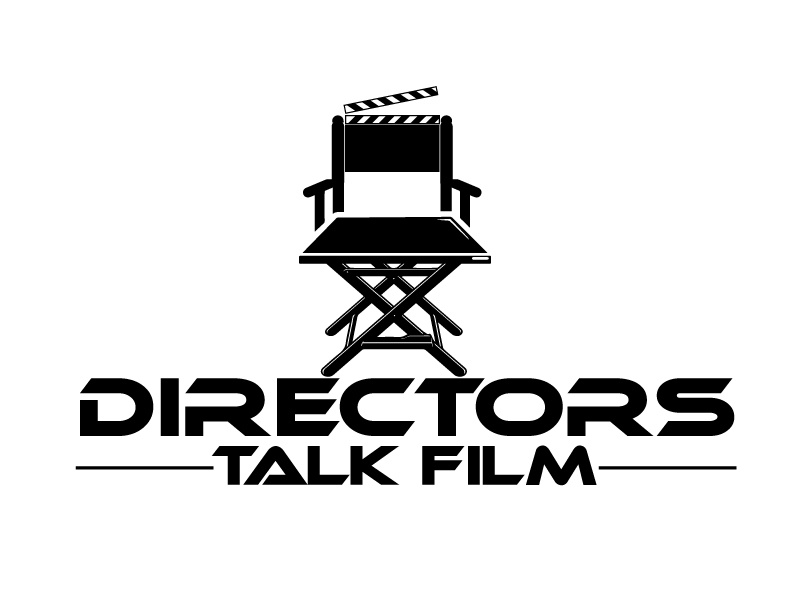 Directors Talk Film logo design by ElonStark