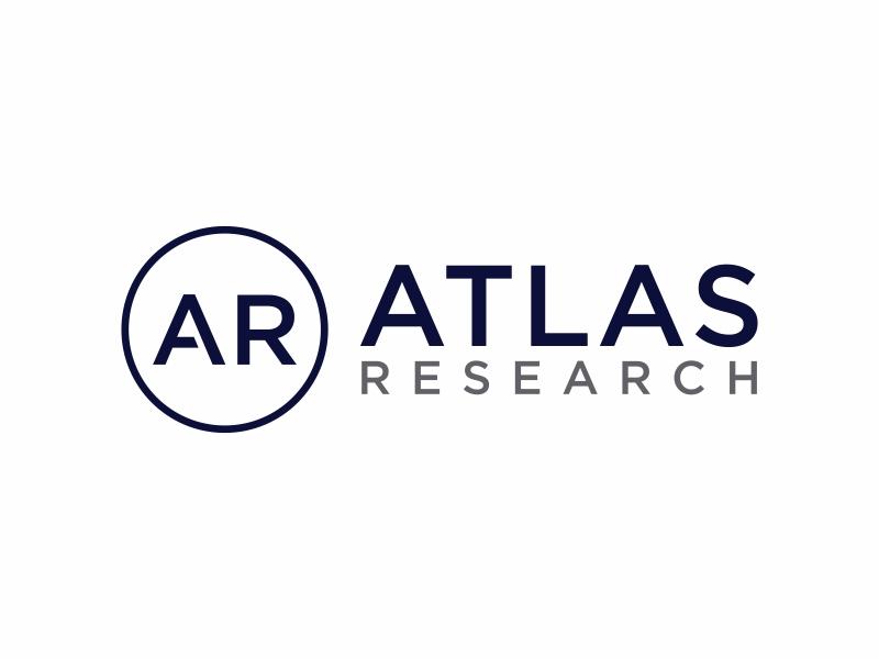 Atlas Research logo design by GassPoll