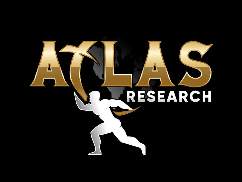 Atlas Research logo design by DreamLogoDesign