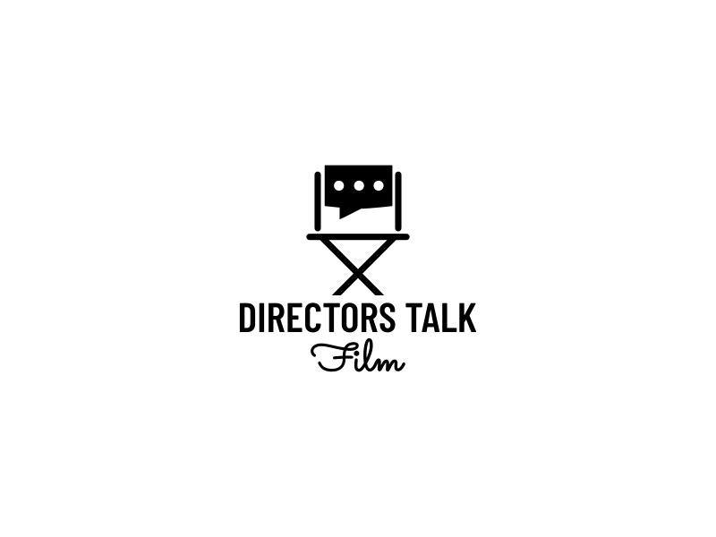 Directors Talk Film logo design by alfais