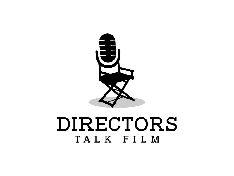 Directors Talk Film logo design by Suvendu