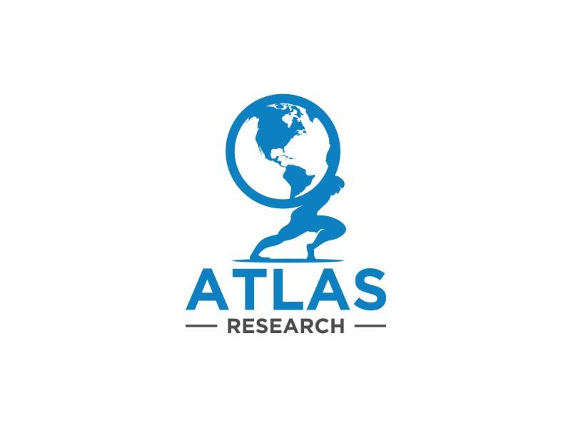Atlas Research logo design by hopee