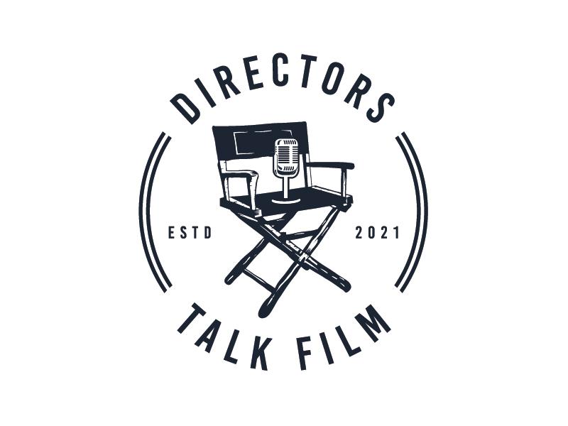 Directors Talk Film logo design by AthenaDesigns