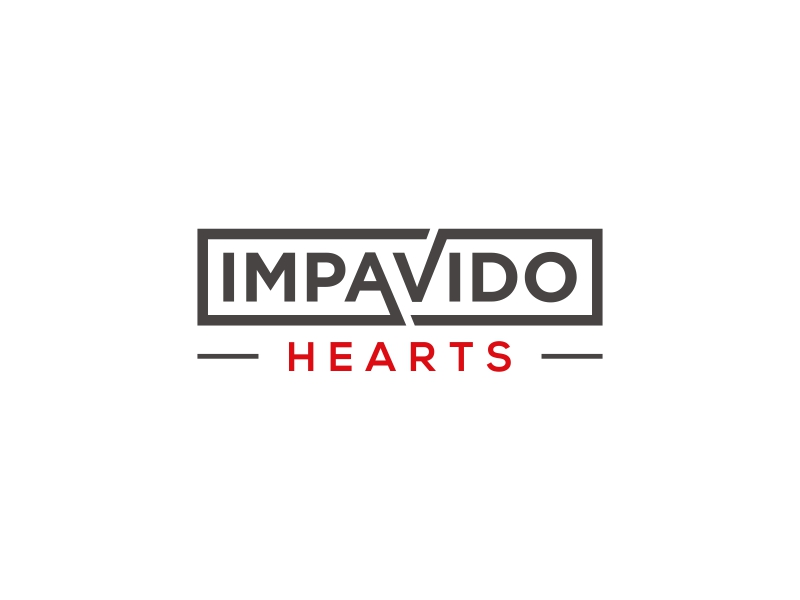 Impavido Hearts logo design by thiotadj