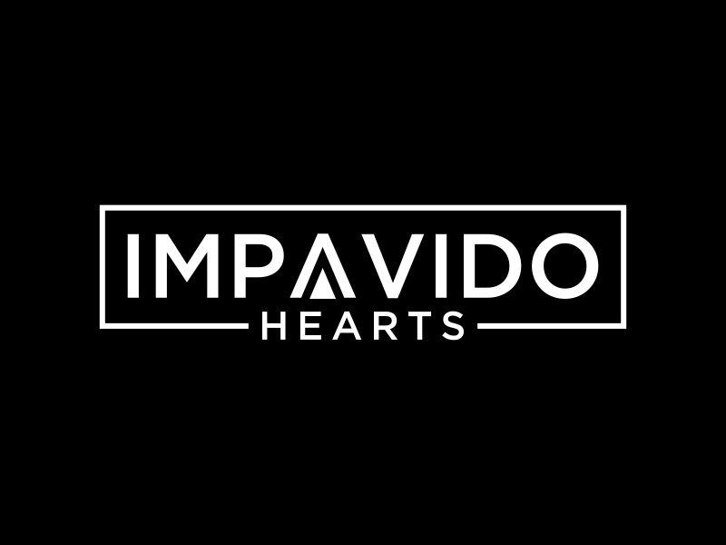 Impavido Hearts logo design by mukleyRx