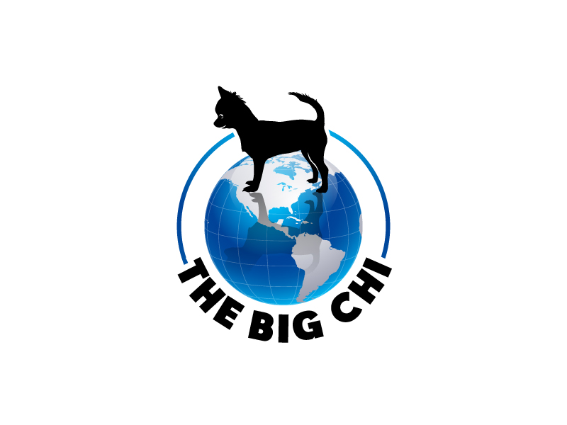 The Big Chi logo design by uttam