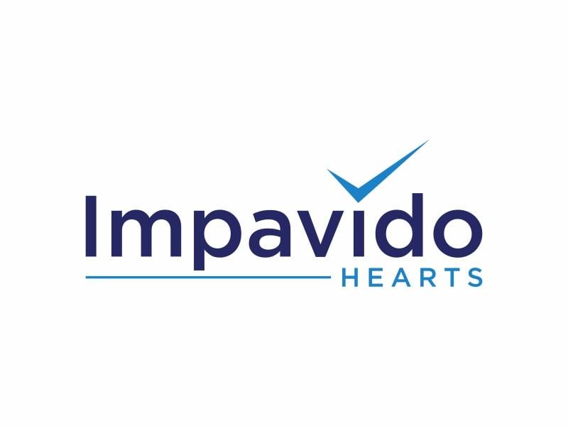 Impavido Hearts logo design by puthreeone