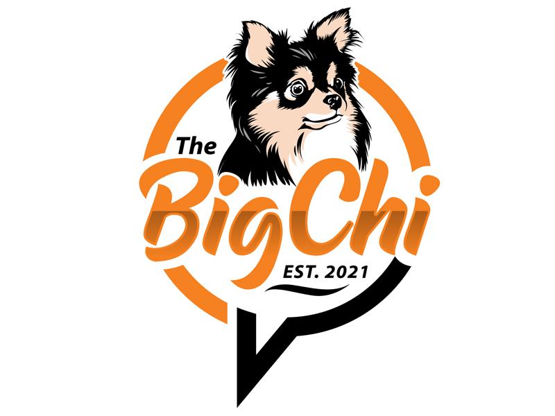 The Big Chi logo design by DreamLogoDesign