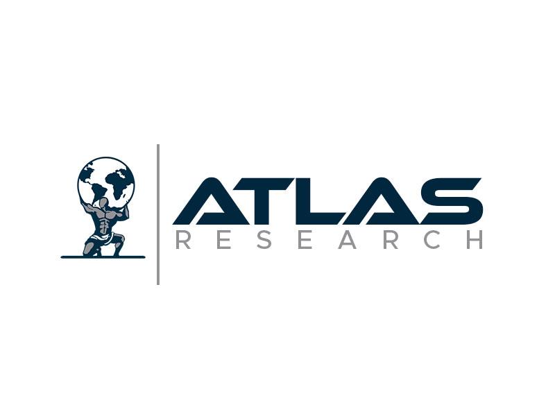Atlas Research logo design by kunejo
