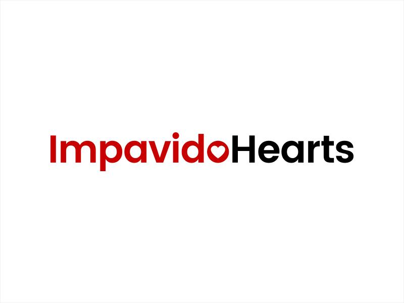 Impavido Hearts logo design by lexipej