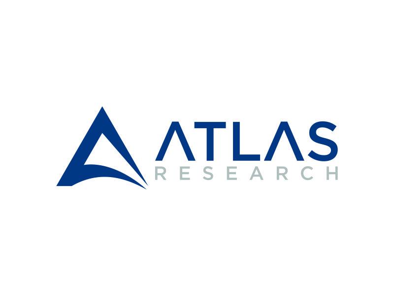 Atlas Research logo design by Toraja_@rt