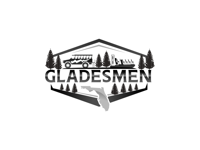 Gladesmen logo design by sulaiman