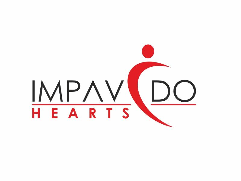 Impavido Hearts logo design by serprimero