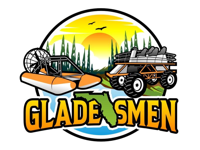Gladesmen logo design by haze