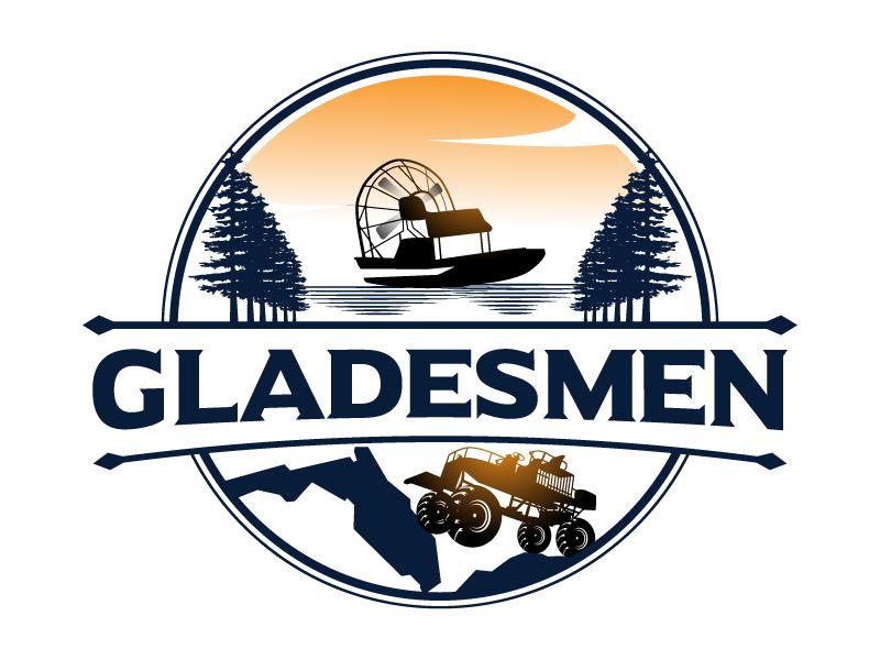 Gladesmen logo design by MUSANG
