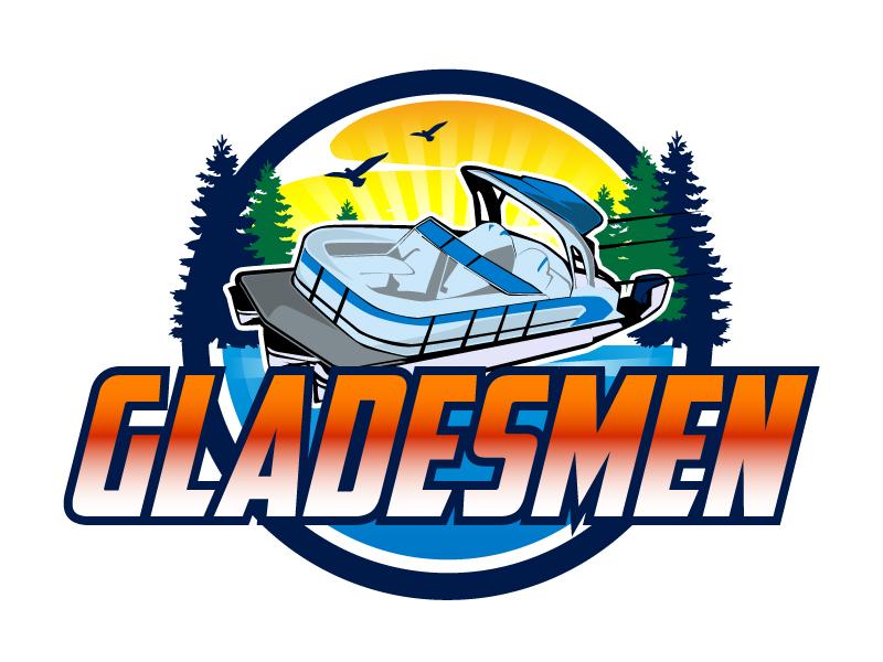 Gladesmen logo design by ElonStark