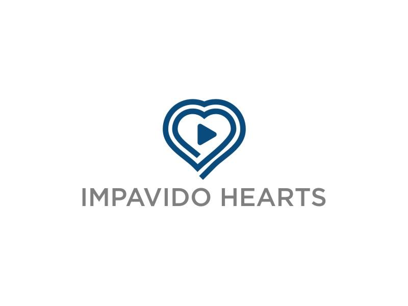 Impavido Hearts logo design by mbah_ju