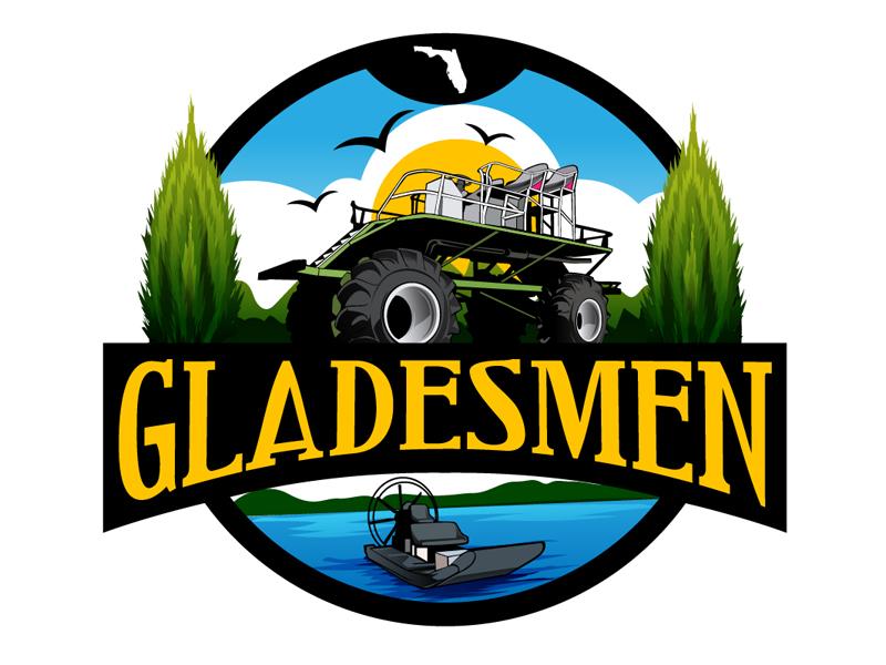Gladesmen logo design by DreamLogoDesign