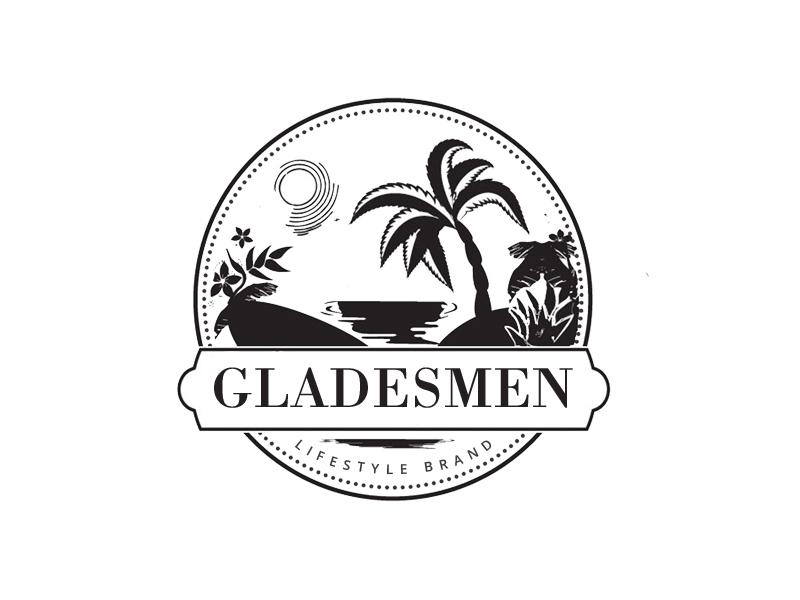 Gladesmen logo design by senja03