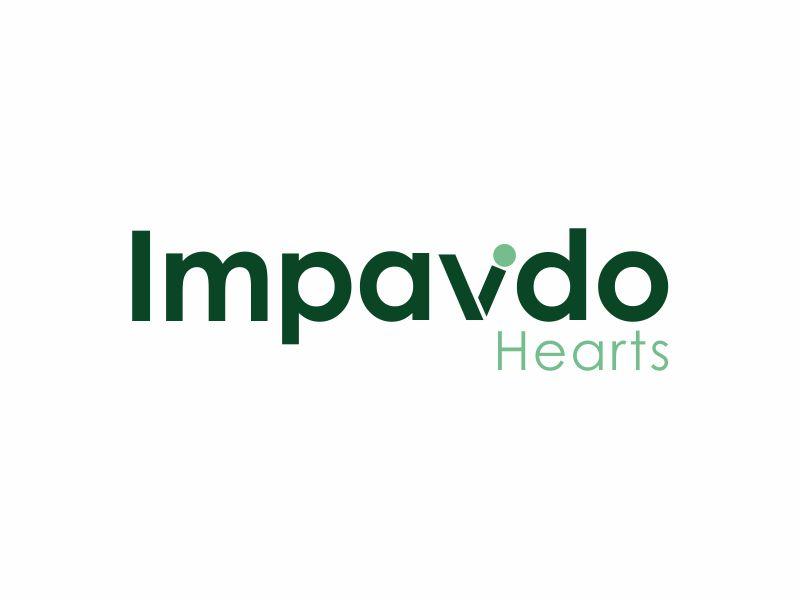 Impavido Hearts logo design by giphone