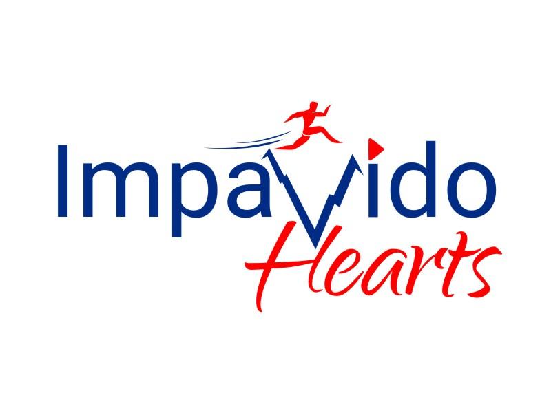 Impavido Hearts logo design by rgb1