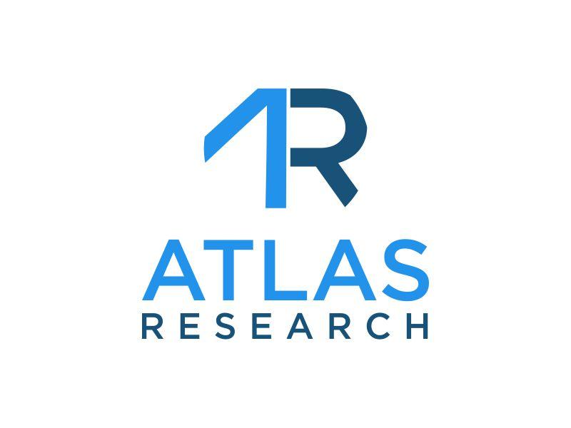 Atlas Research logo design by MUNAROH