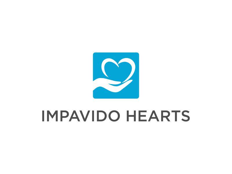 Impavido Hearts logo design by Lewung