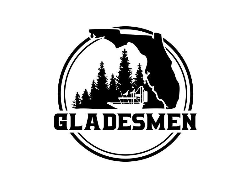 Gladesmen logo design by oke2angconcept