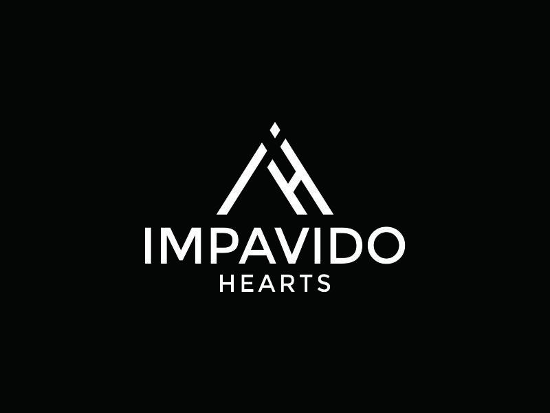 Impavido Hearts logo design by azizah