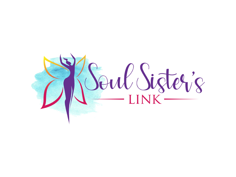 Soul Sisters Link logo design by MAXR