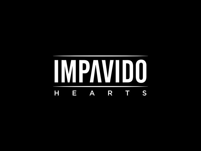 Impavido Hearts logo design by pionsign