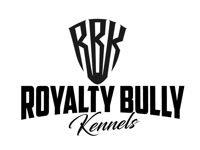 Royalty Bully Kennels logo design by ElonStark