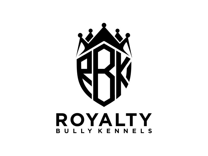 Royalty Bully Kennels logo design by imagine
