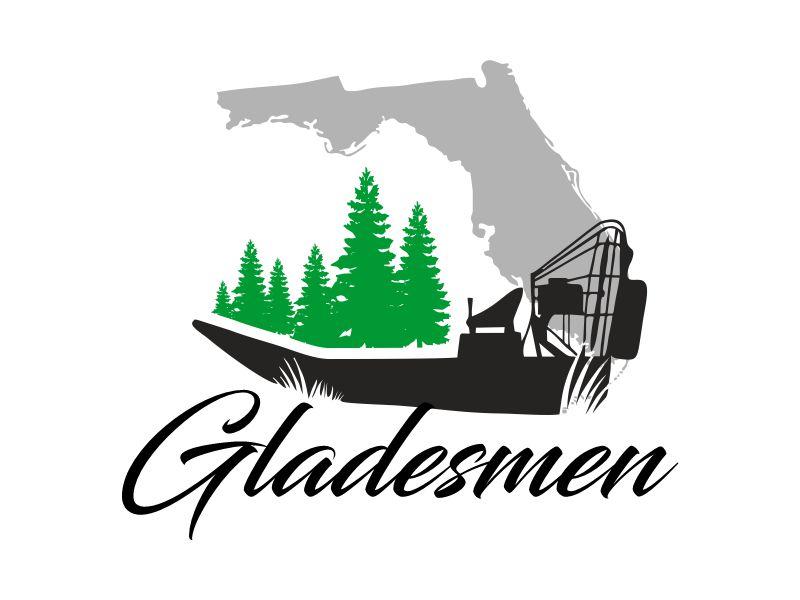 Gladesmen logo design by Gwerth