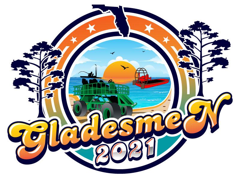 Gladesmen logo design by Suvendu