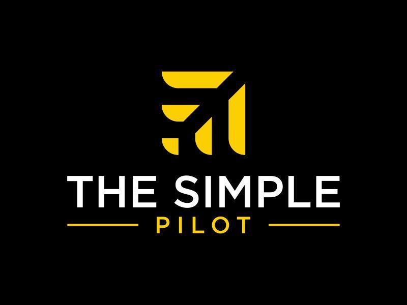 The Simple Pilot logo design by Galfine