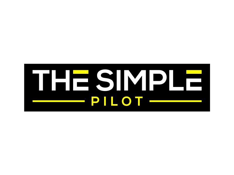The Simple Pilot logo design by cintoko