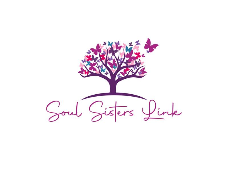 Soul Sisters Link logo design by ingepro