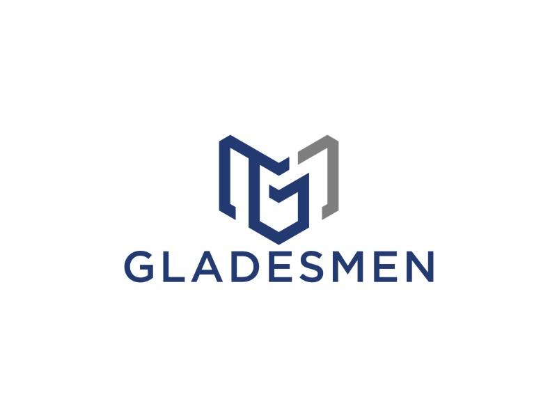 Gladesmen logo design by Arto moro