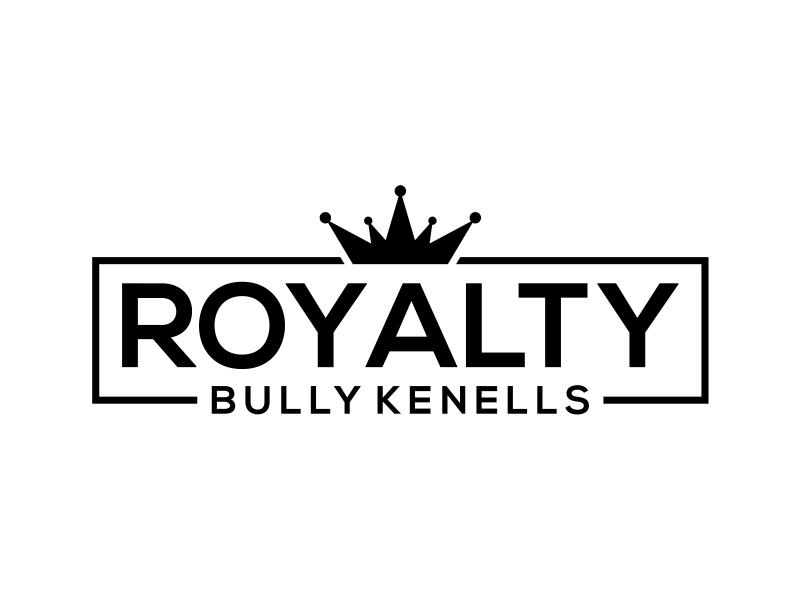 Royalty Bully Kennels logo design by cintoko