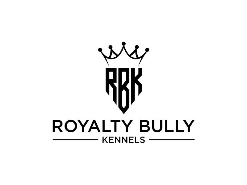 Royalty Bully Kennels logo design by Diponegoro_
