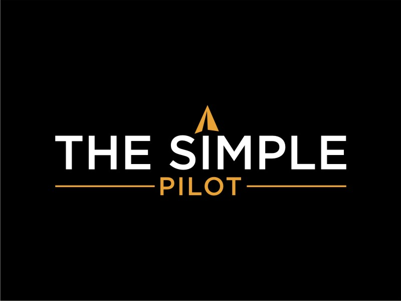 The Simple Pilot logo design by kurnia